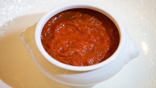 como hacer salsa de tomate casera fácil
